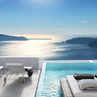 TRAVEL TIPS | Cavo Tagoo, Izabel Goulart's favourite hotel in Mykonos